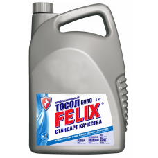 Охлаждающая жидкость Тосол-ТС FELIX-35 ЕВРО   5кг